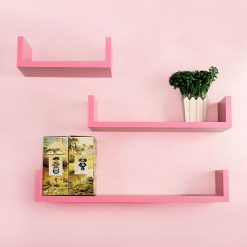 modern style wall shelves for home decor