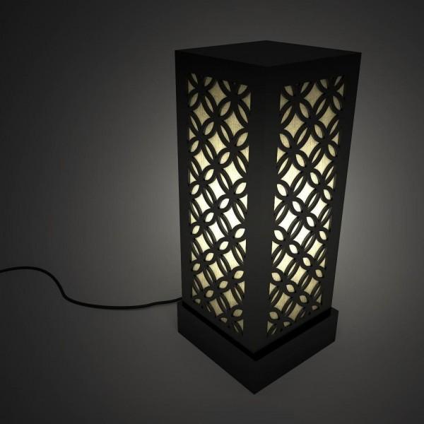 designer black japanese floor lamps for sale