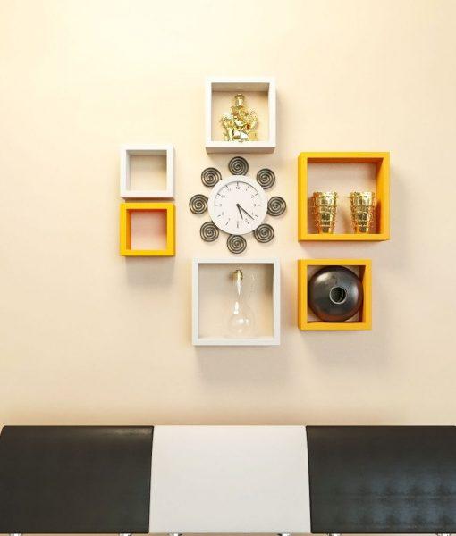 designer wall racks for display