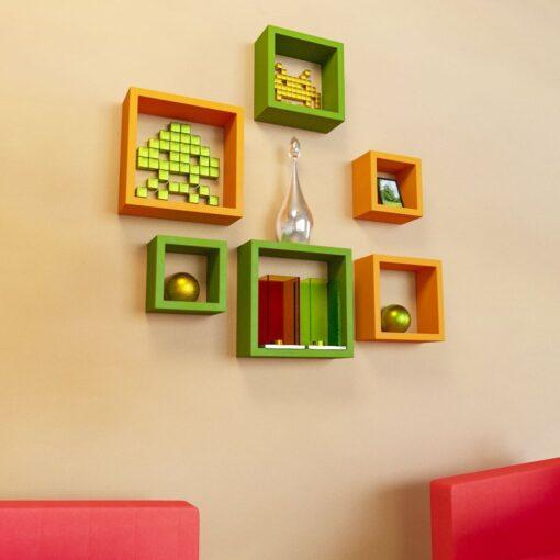 living room wall shelves for decoration bedroom