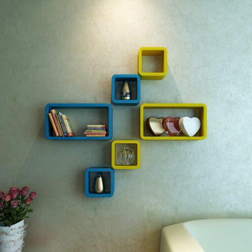 modern style wall shelf bracket for home decor