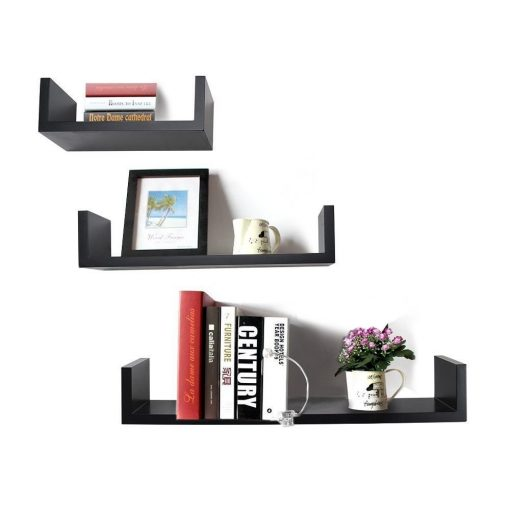 set of 3 display shelves for sale