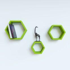 designer wall racks for storage and display
