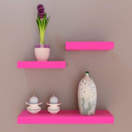 small and medium wall racks for display