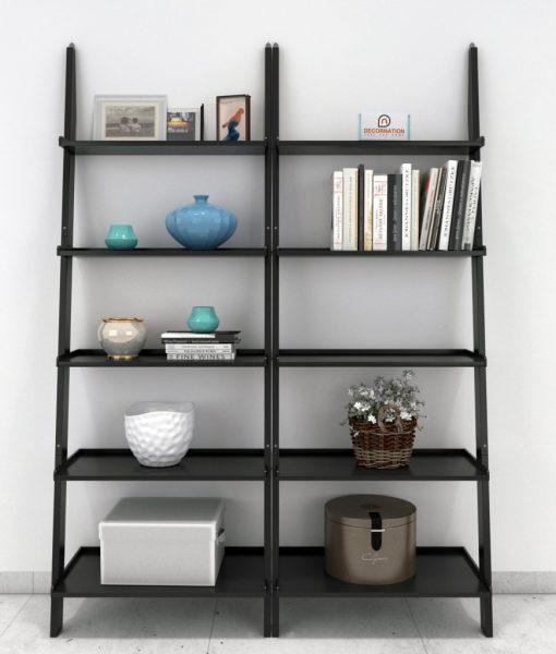 buy black ladder shelf exclusively decornation