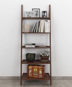 buy brown ladder shelf exclusively decornation