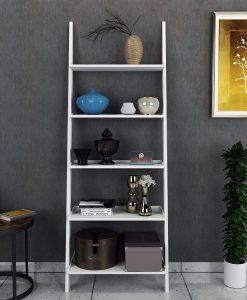 buy decornation ladder shelf white online india