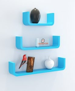 buy designer display wall shelves online on sale