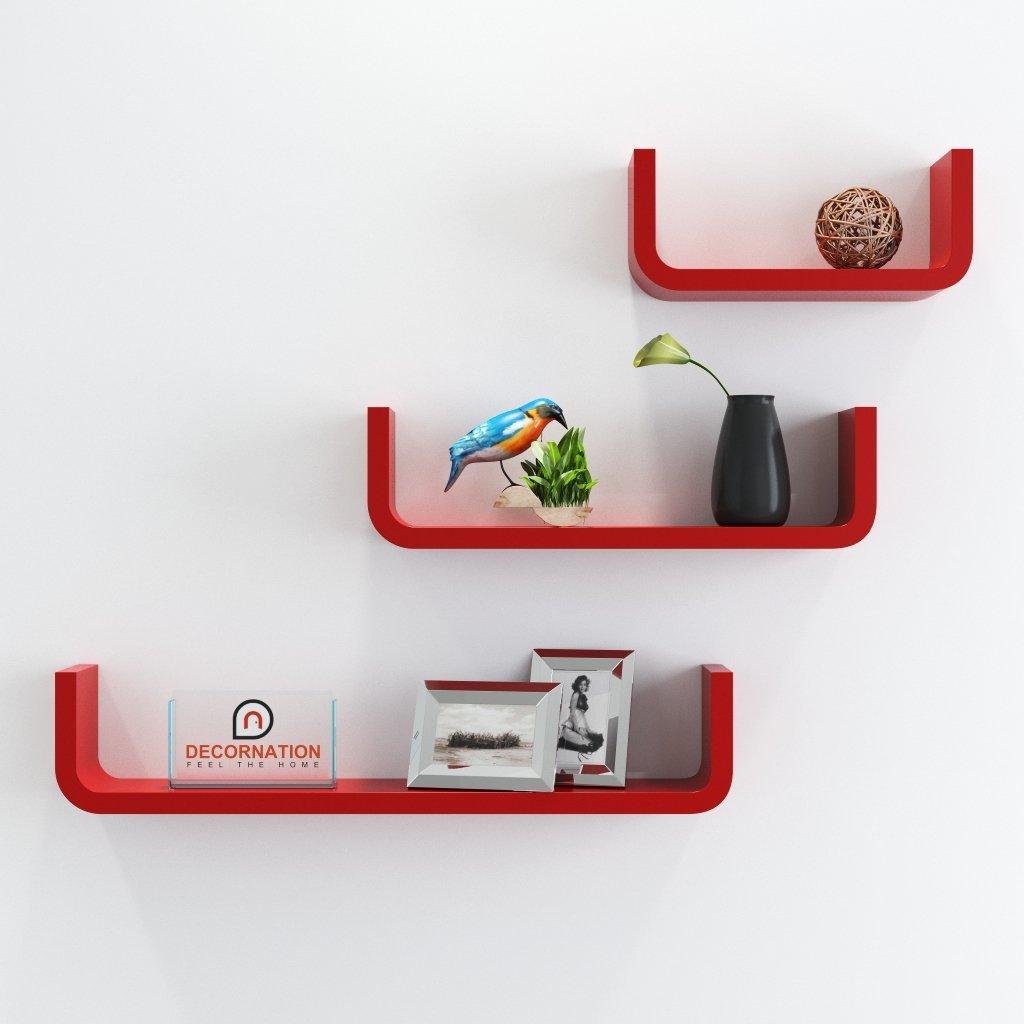 buy display wall shelves online india