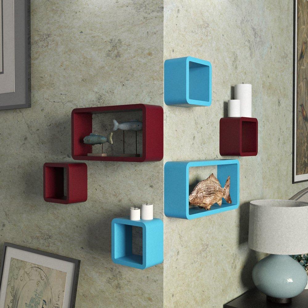 decorative wall racks for home interior