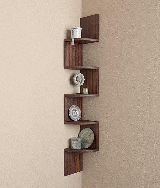 decornation wall mount shelf unit for display