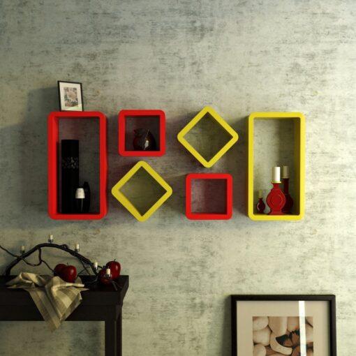 designer decornation wall shelves forhome decor