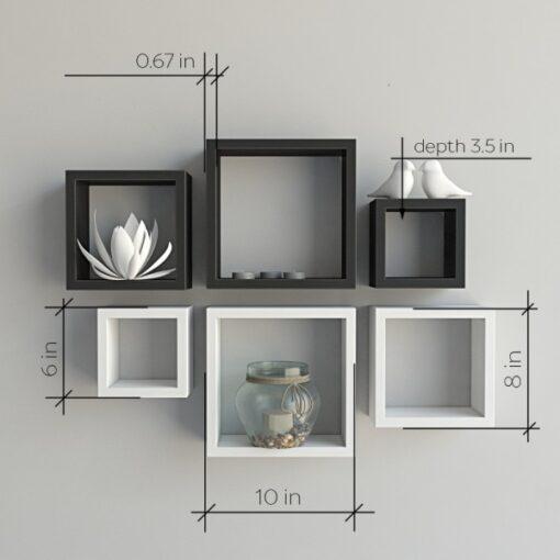 low price designer wall racks india