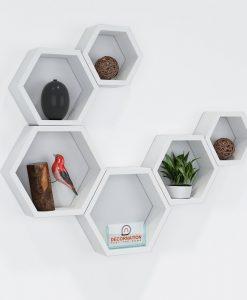 plain white designer wall racks online