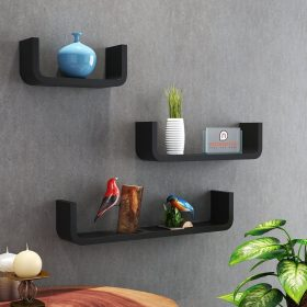 U Shape Shelves