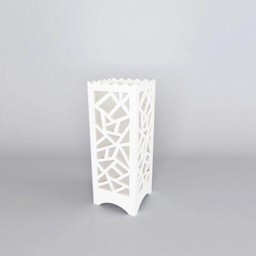 white multi polygon pattern lamps for sale